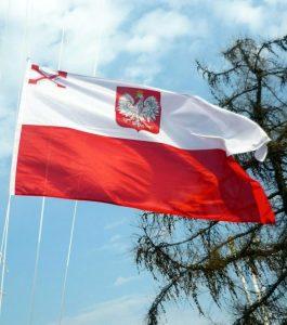 Bandera Yacht Klubu Polski